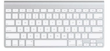 Apple Wireless Keyboard bude možná opravdu podsvícená