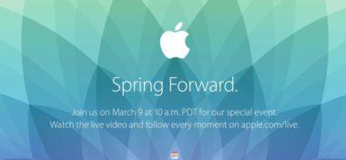 Apple Vás zve na první letošní Event!