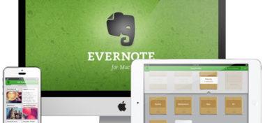 Poznámkový blok Evernote