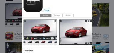 Recenze aplikace 3D Tuning