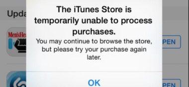 Služby Apple postihl celosvětový výpadek