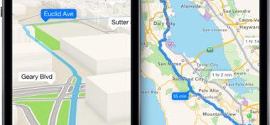 Apple do svých map přidal hotely, hodnocení a obrázky