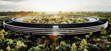 Apple si vedle svého nového sídla pronajal dalších 24 km