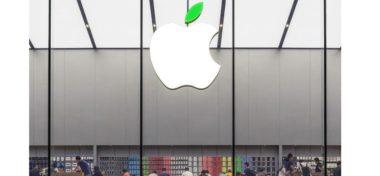 Apple slavil Den Země
