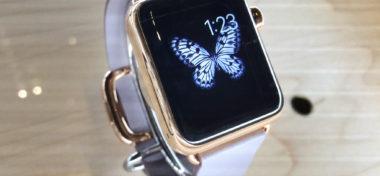 Apple Watch Edition z tak trochu jiného zlata