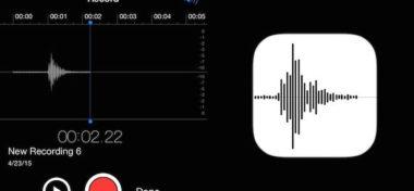 Co skrývá ikona diktafonu v iOS 7 a 8?