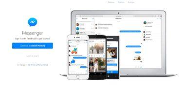 Facebook zruší chat na Facebooku, nahradí ho Messenger