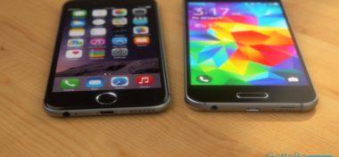 iPhone 6 v grafickém testu porazil Galaxy S6 na plné čáře