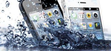 iPhone bude možná konečně voděodolný