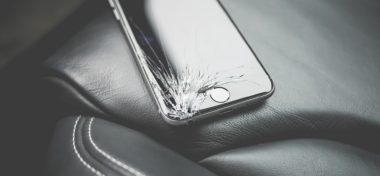 iPhone upozorní na praskliny displeje