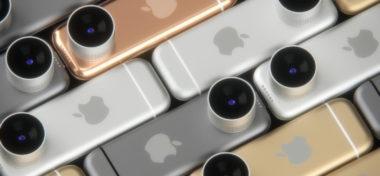 iPro, aneb koncept akční kamery od Applu