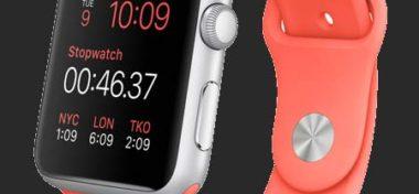 Neuvěříte, jak neskutečně levné jsou komponenty Apple Watch Sport