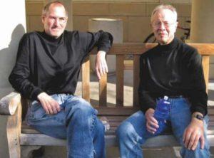 Steve Jobs fotografie