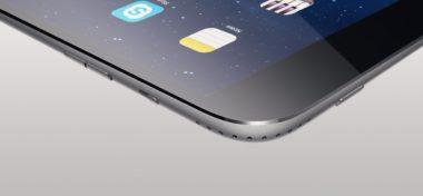 Porovnání chystaného iPad Pro a iPad Air 2