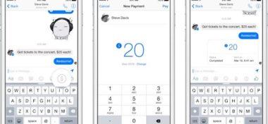 Přes Facebook Messenger bude možné posílat peníze
