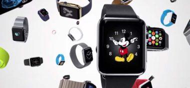 Při vývoji Apple Watch Apple dbal na detaily