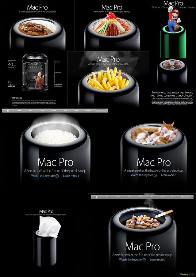 Tak trochu jiné využití Macu Pro