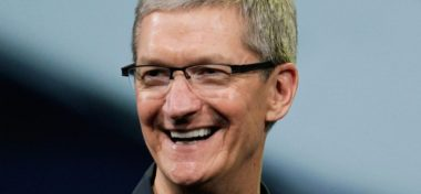 Jaký řemínek k Apple Watch nosí Tim Cook?