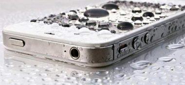 Utopila mu všechno jeho zařízení od Applu