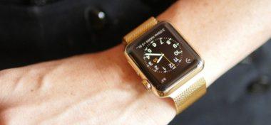 Za pár dolarů si Vaše Apple Watch můžete předělat na Apple Watch Edition